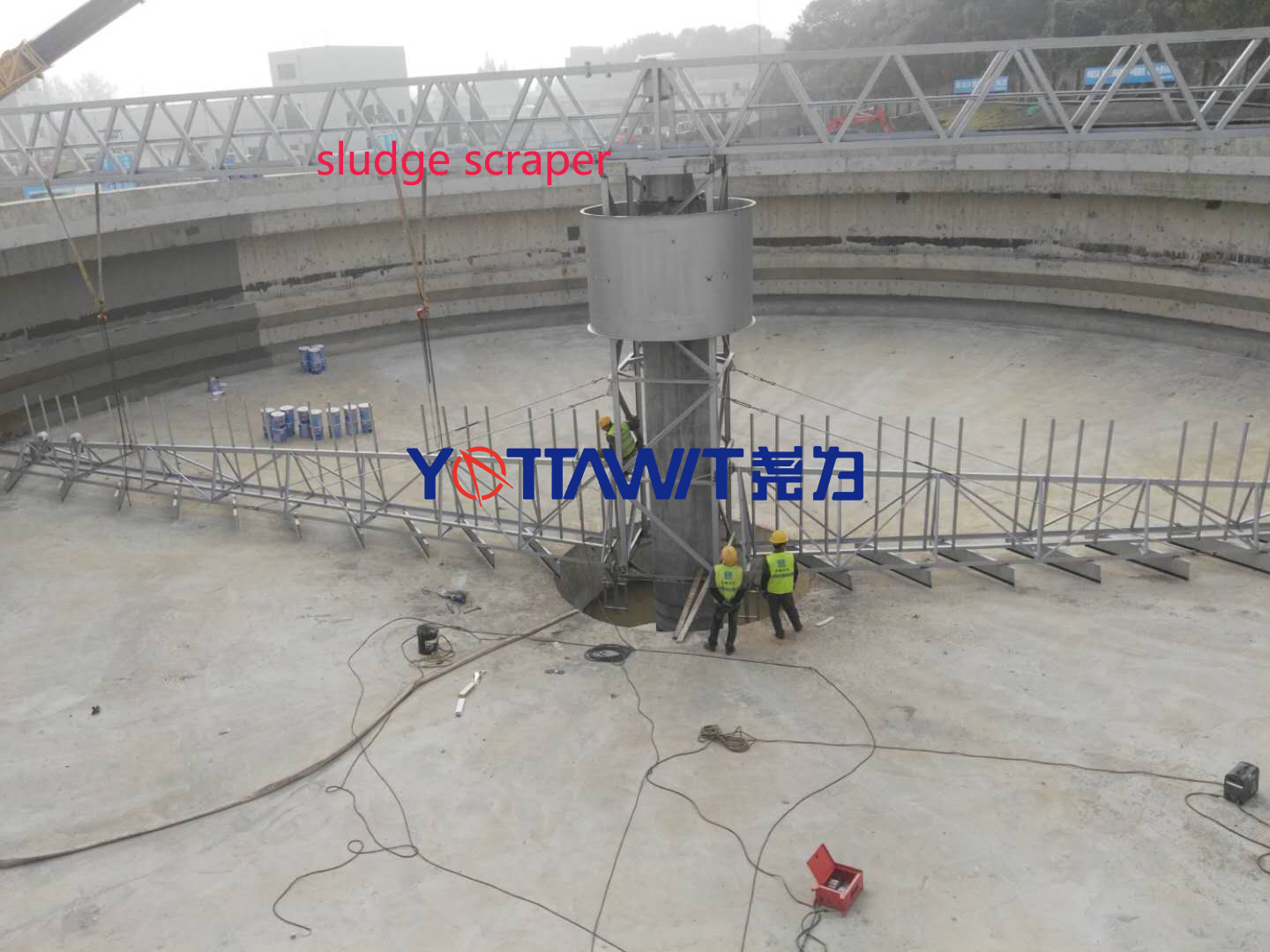 Water & Sludge Processing Equipment污水污泥处理专用设备